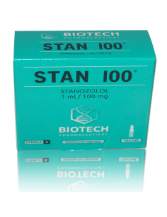 Winstrol Inj / STAN 100 - Unit: 10 x 1 ml Amps(100 mg/ml)