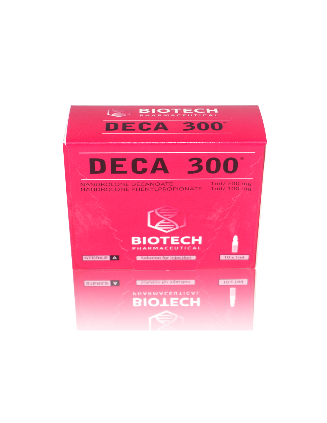 Deca 300 - Unit: 10 x 1 ml Amps(300 mg/ml)