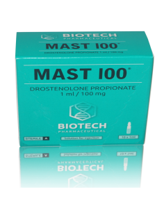 Masteron / MAST 100 - Unit: 10 x 1 ml Amps(100 mg/ml)