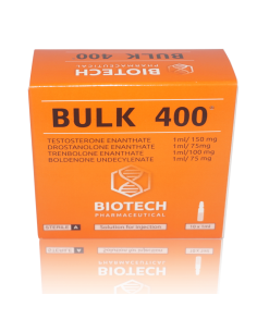 BULK 400 / Unit: 10 x 1 ml Amps(400 mg/ml)