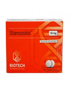 Winstrol Tabs / Stanozolol - Unit: 100 pills (10 mg/pill)
