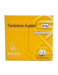 Trenbolone Acetate Tabs - Unit: 50 pills (25 mg/pill)