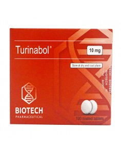Turinabol - Unit: 100 pills (10 mg/pill)